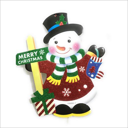 Decorative Santa Claus Poster