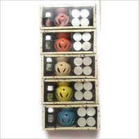 Candle Aroma Oil Burner Set