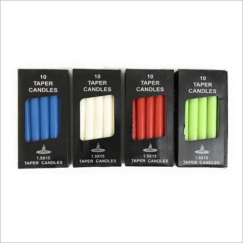 Plain Taper Candles
