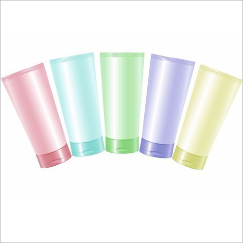 Plain Plastic Laminated Tube