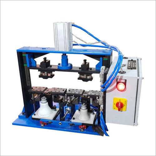 Solder Less Eyelet Fixing Machine