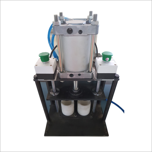 Heat Spreader Fixing Machine