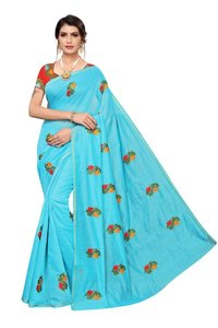 Latest Chanderi Cotton Saree