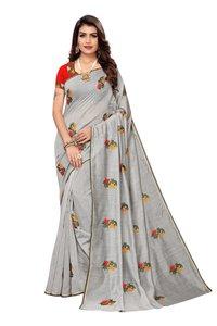 Latest Chanderi Cotton Saree