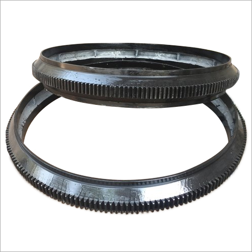 Gear Ring For Reversible Mixer Machine