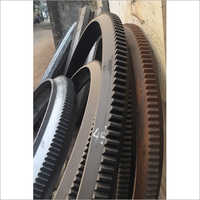 Metal Reversible Mixer Machine Gear Ring