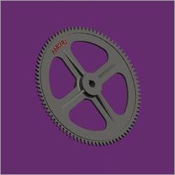 Chain Wheel For Concrete Mixer Parts