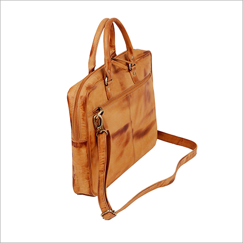 Laptop  Leather  Bag
