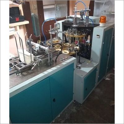 Three Phase Paper Cup Making Machine
