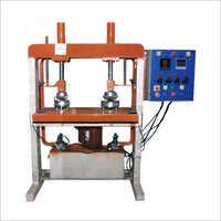 Hydraulic Double Die Paper Plate Machine