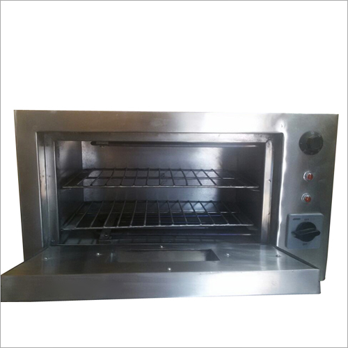 Commercial Double Deck Oven