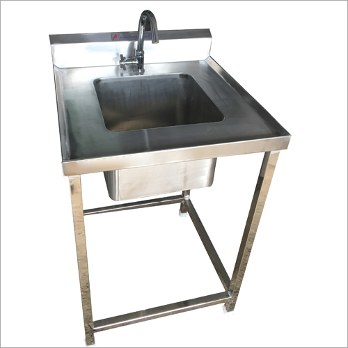 SS Kitchen Canteen Sink