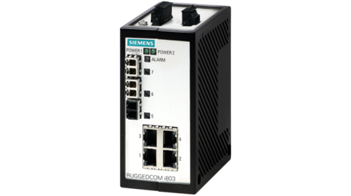 Ruggedcom i803 Compact Ethernet Switches
