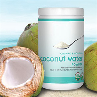 Coconut Water And Powder