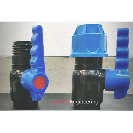 U-PVC Female Compression Ball Valve