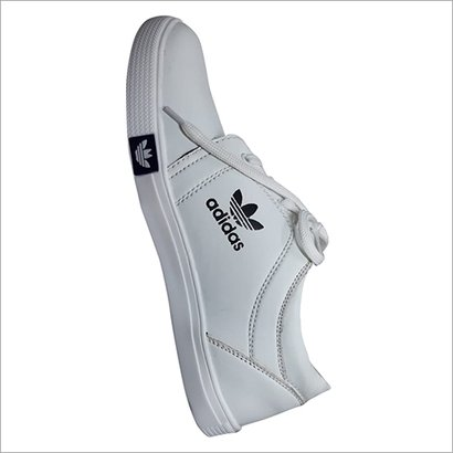 Breathable White Casual Canvas Shoes