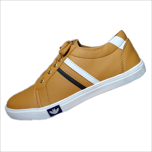 Mens Peek Color Canvas Shoes