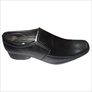 Slip On PU Leather Formal Shoes