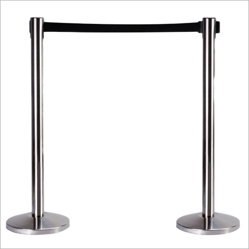 Stainless Steel Queue Stand Q Manager