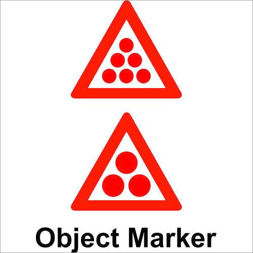 Object Marker Sign Board