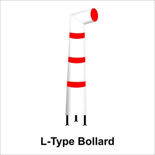 L Type Bollard