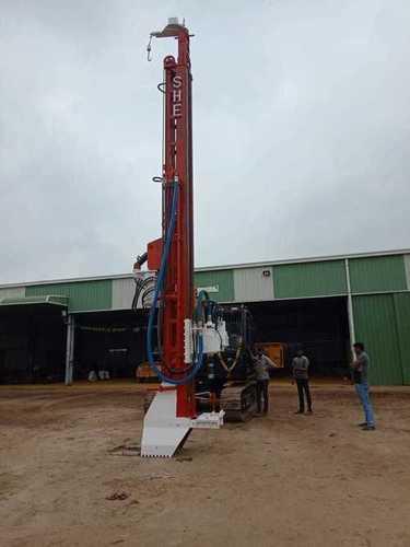 Crawler Mounted Drilling Mining Rigs