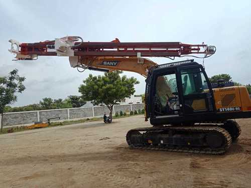 Hydraulic Crawler Mounted Drilling Mining Rigs