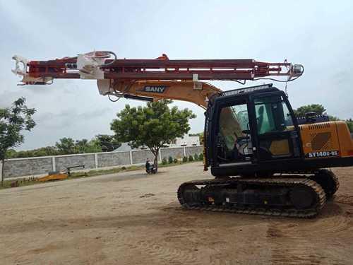 Hydraulic Crawler Mounted Drilling Mining Rigs