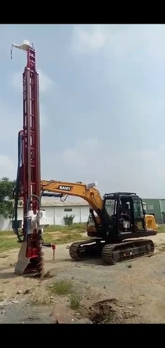 Crawler Mouting Drilling Mining Rig Machine