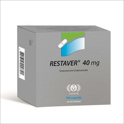 40MG Testosterone undecanoate Restave