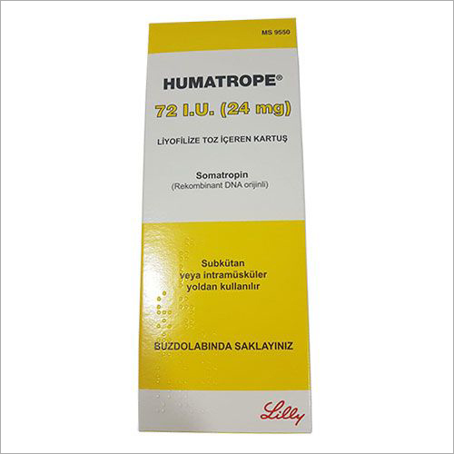 Humatrope Lilly Pen 72IU