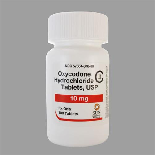 10MG Oxycondone Hydrocholoride Tablet