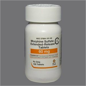 60MG Morphine Sulphate Tablet