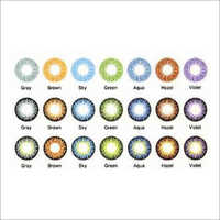 Cosmetic Colored Contacts Lens