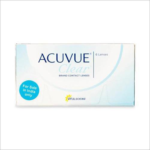 Acuvue Moist Eye Contact Lens