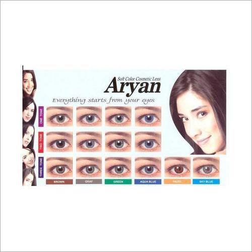 Soft Colour Cosmetic Lens
