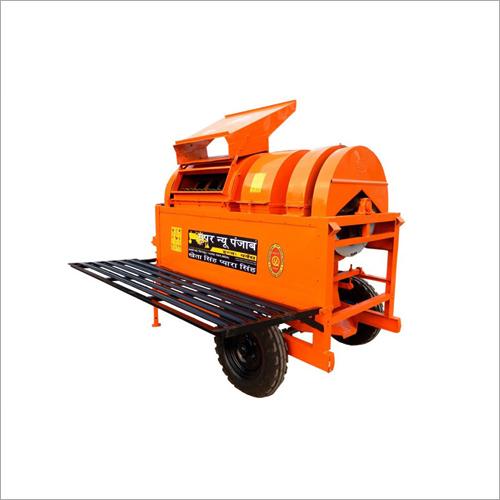 Wheat Thresher Machine