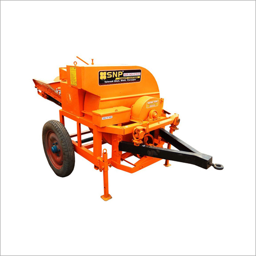 Paddy Straw Chaff Cutter