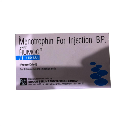 150 IU Menotrophin For Injection