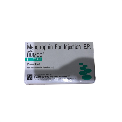 Menotrophin For Injection
