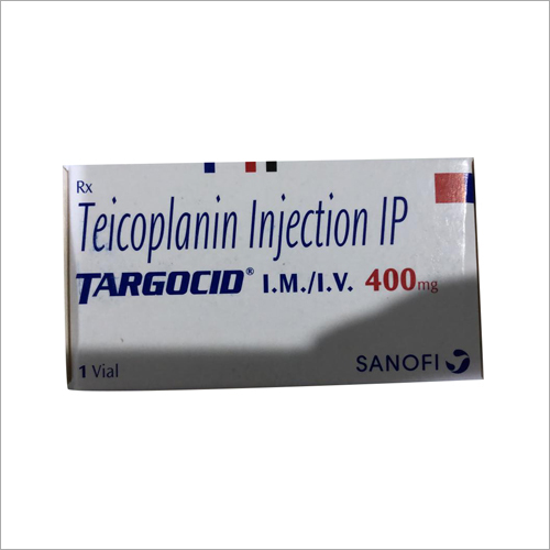400 MG Teicoplanin Injection IP