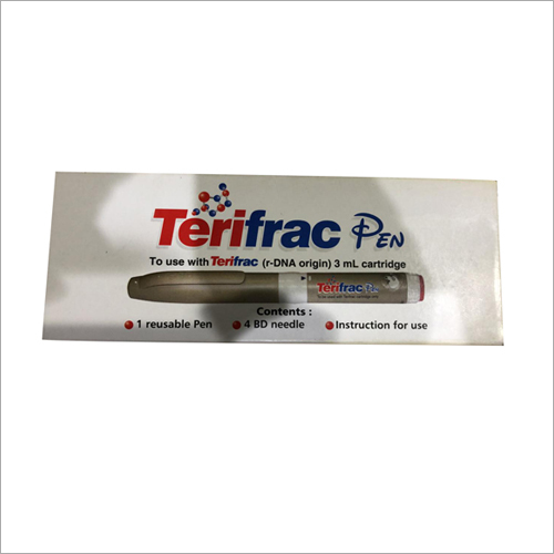 Reusable Terifrac Pen