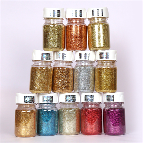 Multicolor Glitter Powder