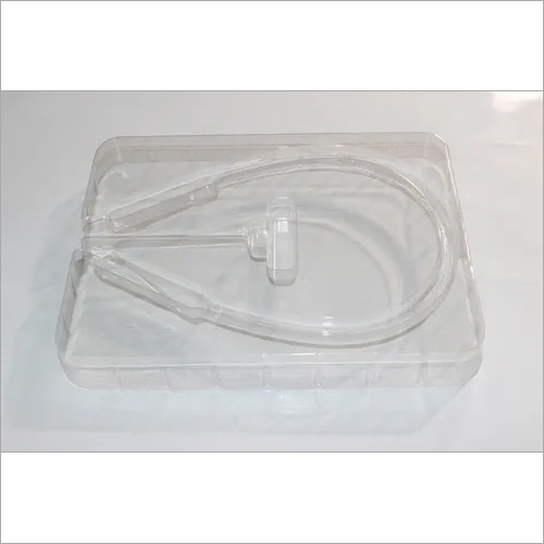 Bluetooth earphone tray blister