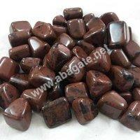 Mahagony Obsidian Pebbles