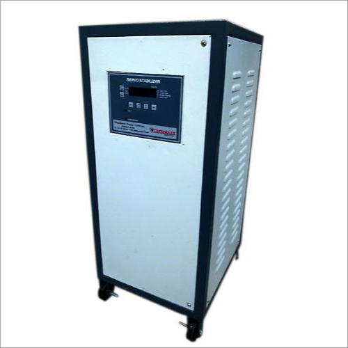Three Phase AC Servo Voltage Stabilizer