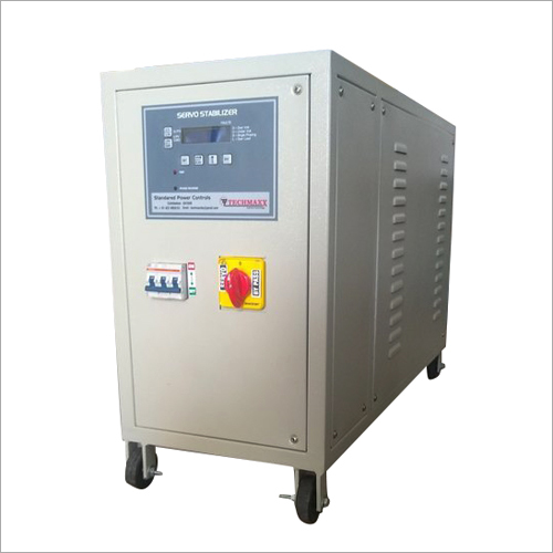 15 KVA Three Phase Servo Stabilizer