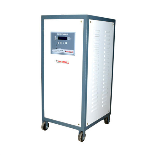 Three Phase Unbalanced Air Cooled Servo Stabilizer