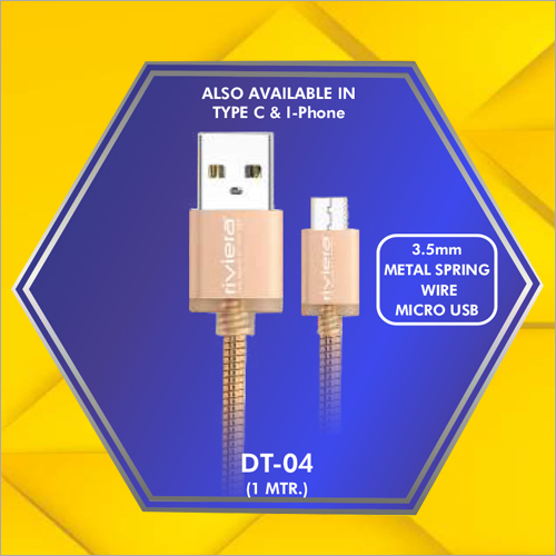 3.5 mm Data Cable