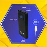 8000 MAH Digital Display Power Bank